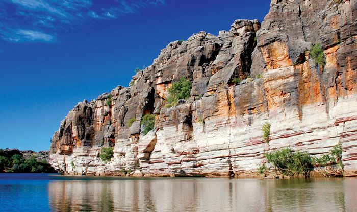 Geikie Gorge - Kimberly Tour